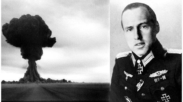 Нацистки физик създава съветската атомна бомба