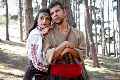 Ани Кирилова и Мартин Горчев