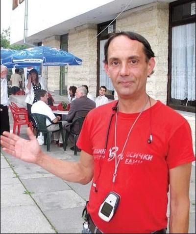 Георги Димитров - внук бе кандидат за депу- тат от БСП.