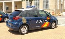 Българинът, удушил жена си в Испания, се обадил в полицията 8 часа след убийството