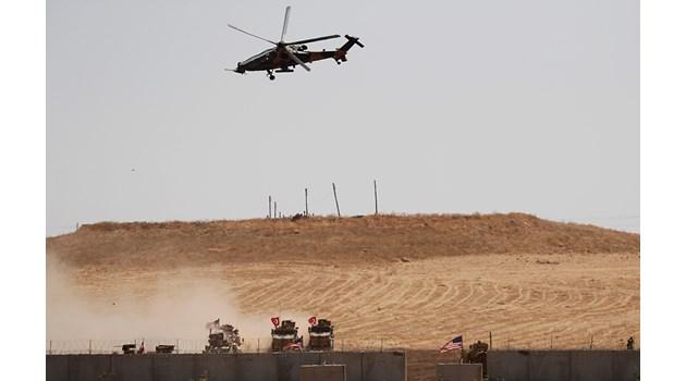 Започва ли нова война? Турция атакува Сирия със самолети и артилерия