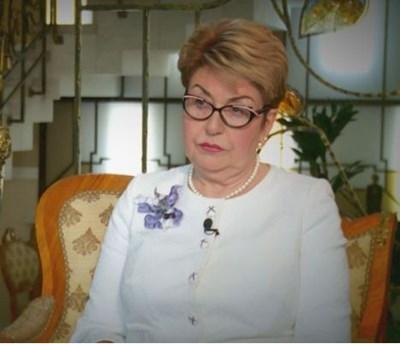 Елеонора Митрофанова. Кадър Би Ти Ви