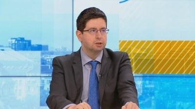 Петър Чобанов. Кадър БНТ