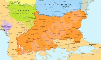 Blgariya E Rekordor Po Izgubeni Teritorii 24chasa Bg
