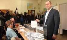 Има намеса не само от Турция в изборите.  Давам гласа си за една по-добра, модерна и просперираща България