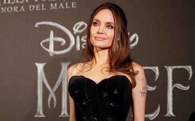 Анджелина Джоли СНИМКА: Ройтерс
