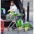 Колийн се отдаде на пазаруване