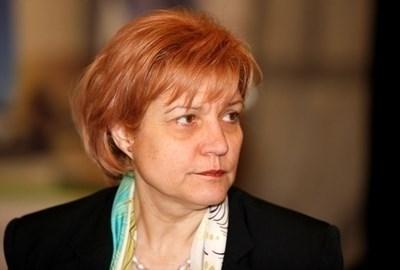Менда Стоянова СНИМКА: Архив