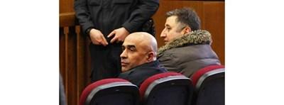 Борис Янков бе задържан и през февруари.