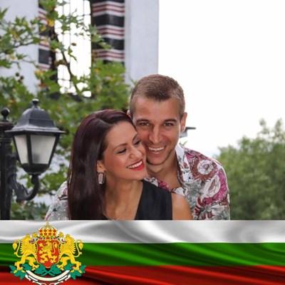 Ексдепутатът Стефан Апостолов и съпругата му Весела станаха родители за втори път.