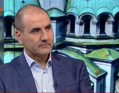 Цветан Цветанов Кадър: БНТ