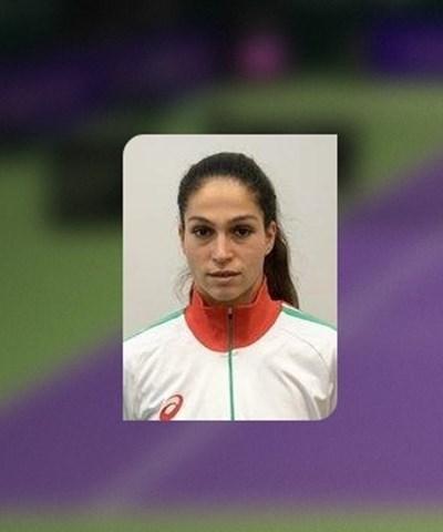 Изабела Шиникова СНИМКА: WTA