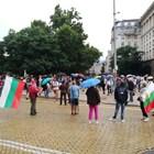 28-и ден от антиправителствените протести в София СНИМКА: Йордан Симеонов