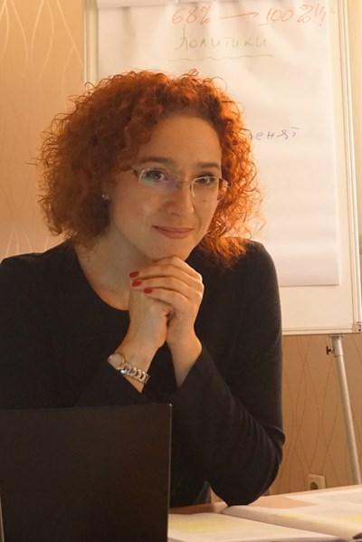 Д-р Иванка Шалапатова