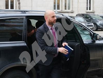 Димитър Франтишек - и.ф. шеф на Специализираната прокуратура СНИМКА: 24 часа