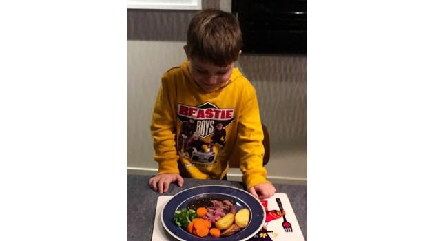 4-годишният Били вярва, че е бил принцеса Даяна в предишния си живот