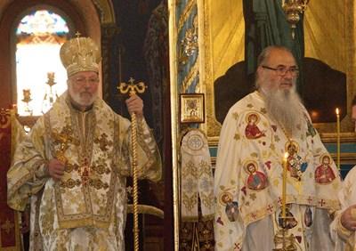 Ставрофорен иконом отец Добри Чаков е бил изписан от силистренската болница.