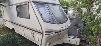 Крадената каравана СНИМКА: МВР