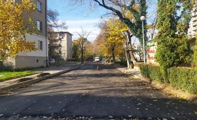 """58 улици в пловдивския район """"Северен"""" предстои да бъдат разкопани и ремонтирани."""