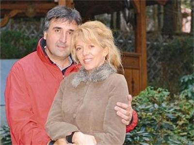 Семейство Маринови често обикалят страната. Ходят по екскурзии и със семейството на вътрешния министър Цветанов.  СНИМКА: ЛИЧЕН АРХИВ