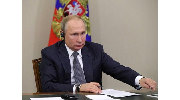 Путин: Разширяването на НАТО е заплаха за Русия. И е безсмислено след разпадането на Съветския съюз
