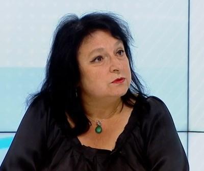 Доц. д-р Любомира Николаева-Гломб Кадър: БНТ