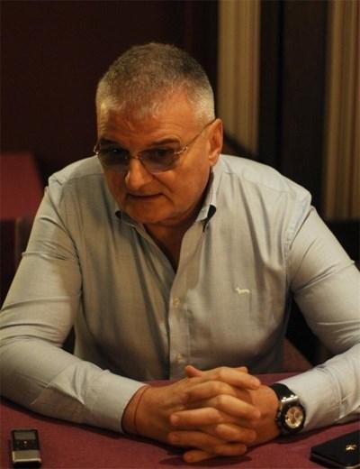 Христо Сираков СНИМКА: Архив