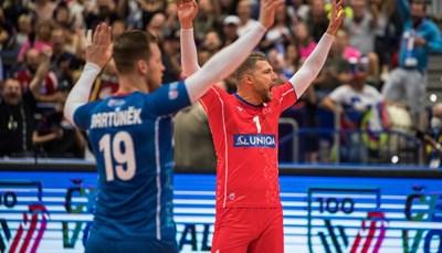 Сензация на Евроволей: Чехия премаза олимпийския шампион Франция