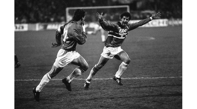 """Преди 29 години """"Българска армия"""" видя едно велико приятелство, което направи Италия непобедима на Евро '20"""