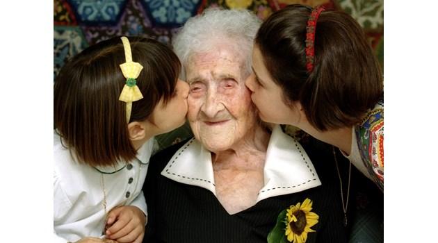 Открадна ли името на майка си най-старата жена на планетата?