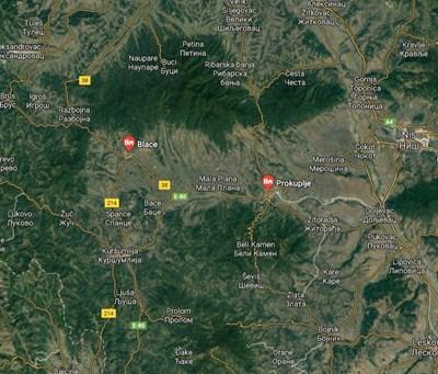 Снимка: Гугъл мапс