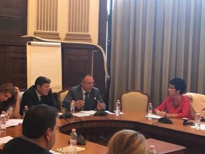 Румен Порожанов СНИМКИ: пресцентър на министерството на земеделието