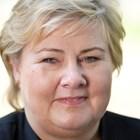 Норвежката премиерка Ерна Сулберг Снимка: Ройтерс