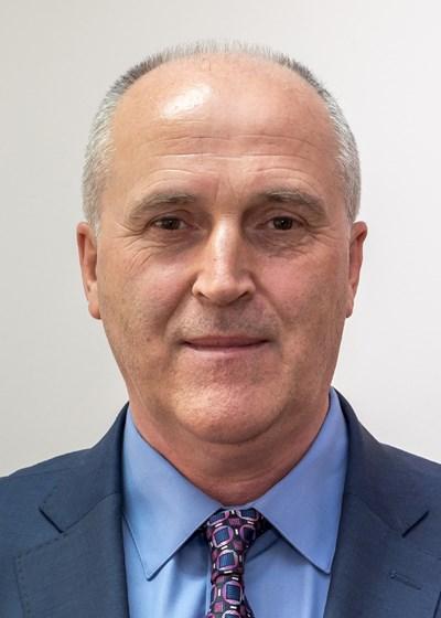 Зам.-министър на вътрешните работи Енчо Мирчев Снимка: МВР