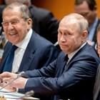 Сергей Лавров и Владимир Путин Снимка: Ройтерс