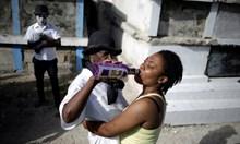 Вуду магиите са дълбоко вкоренени в бита на жителите на Хаити