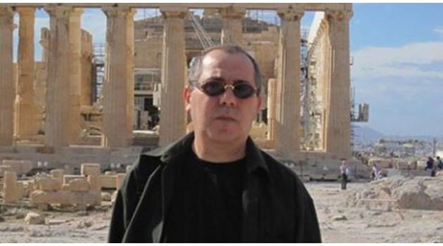 Почина българският дипломат в Атина Димитър Енчев