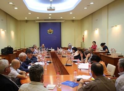 СНИМКА:Министерство на енергетиката
