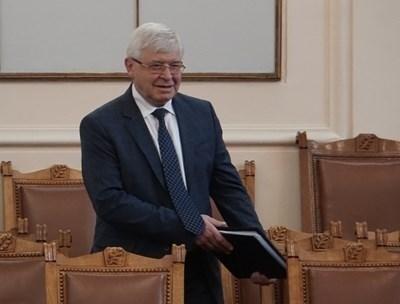 Кирил Ананиев СНИМКА: Архив