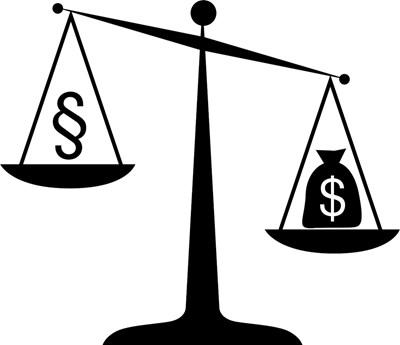 Колко точно е корупцията в България (графики)