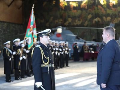 СНИМКИ: Министерството на отбраната