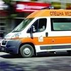 Пострадалият е бил закаран с линейка в болница