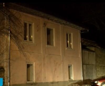 В тази къща Рокси е живяла 8 г., преди да бъде убита от любовника си.