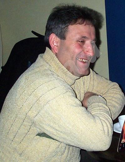 Николай Кюпарски докато беше началник във врачанския затвор. СНИМКА: 24 часа