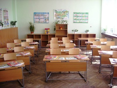 Празна класна стая. Снимка Архив
