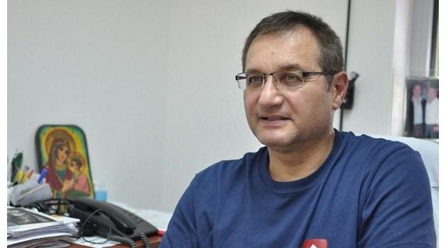 Последното желание на проф. Хубчев, когото COVID-19 умори за 48 часа: Искам да остана тук