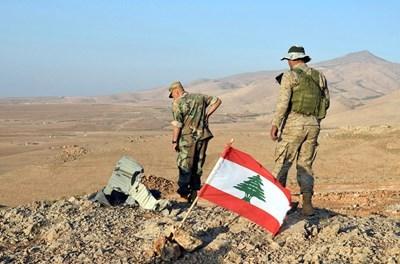 """Ливанската армия спря огъня по """"Ислямска държава"""" на границата със ..."""