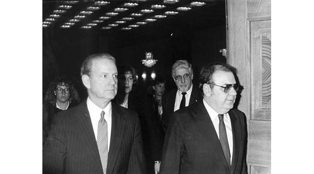 Жертва ли е бившият Първи на КГБ и ЦРУ