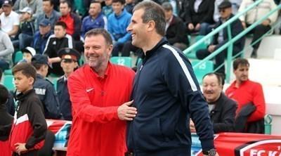 Стойчо Младенов и Димитър Димитров