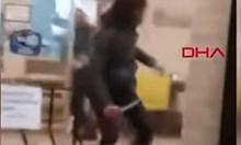 Очевидец на трагедията с българина в Истанбул: Размахваше мачете и нищо не говореше (Видео)
